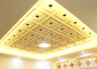 Aluminum Frame Artistic Ceiling Tiles for Home Ceiling and Wall Decoration